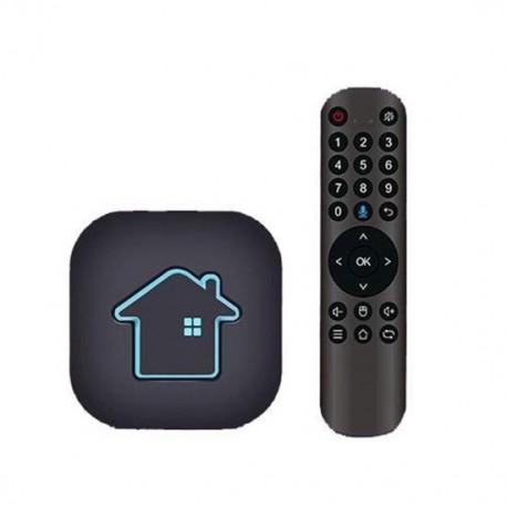 RECEPTOR FTA H7 HTV ULTRA HD 4K ANDROID 9.0