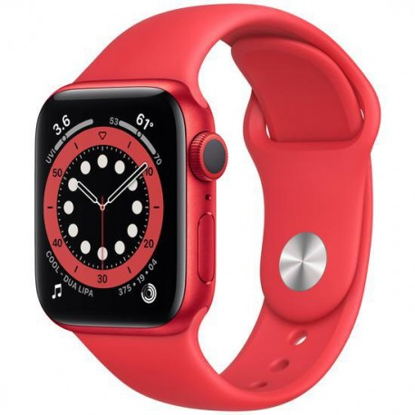 APPLE WATCH SERIE 6 40MM M00A3LL/A RED