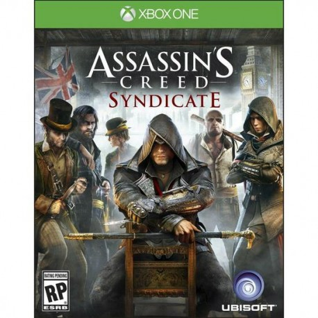 JUEGO XBOX ONE ASSASSIN'S CREED SYNDICATE