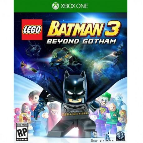 JUEGO XBOX ONE LEGO BATMAN 3 BEYOND GOTHAM