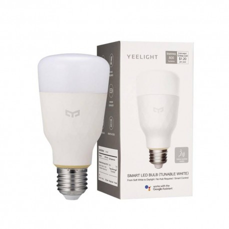SMART LED XIAOMI YEELIGHT YLDP05YL - TUNEABLE WHITE