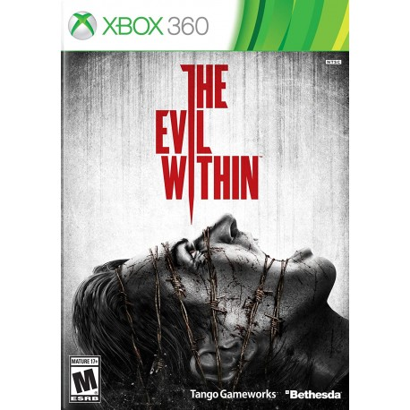 JUEGO XBOX ONE THE EVIL WITHIN