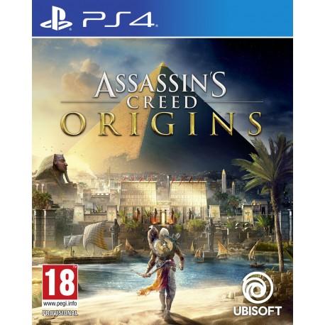 JUEGOS PS4 ASSASSINS CREED ORIGINS