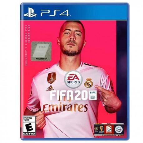 JUEGOS PS4 FIFA 20 INGLES/ESPAÑOL