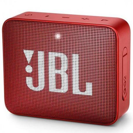 SPEAKER JBL GO 2 - ROJO